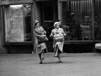 Alexanderplatz, Ost Berlin, 1959
