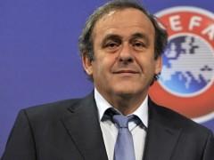 Platini anuncia oficialmente su candidatura a la presidencia de la FIFA