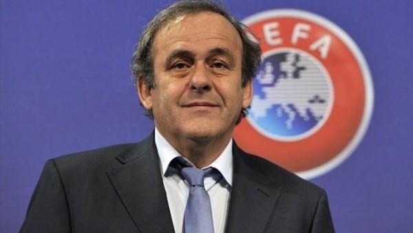 Platini, detenido por corrupción en la elección del Mundial de Qatar 2022 196680-600-338