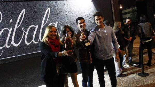Botellón Indoor