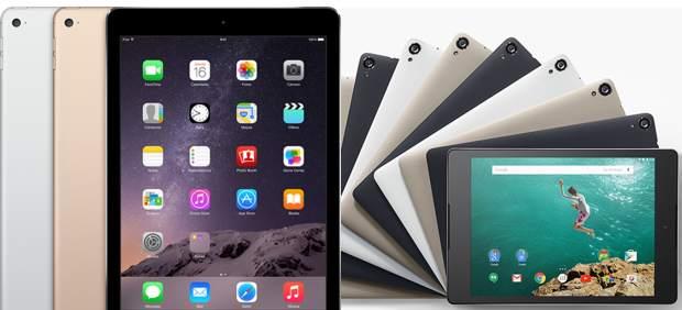 Nexus 9 vs iPad Air 2: ¿derrota Google a Apple con su tableta?