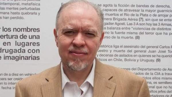 """Fernández Díaz presenta """"una ficción sobre la narcopolítica"""" de Argentina y España"""