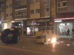 Disturbios en Gamonal