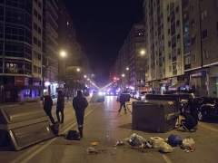 Disturbios en Gamonal