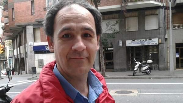 José Luis, catalán hijo de andaluces en el 9-N