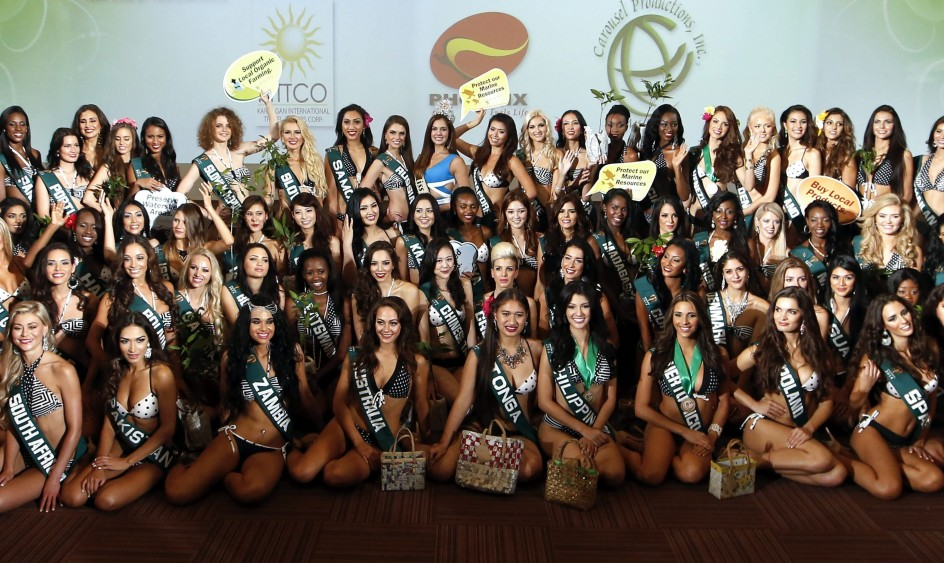 Filipinas acoge 'Miss Tierra 2014'