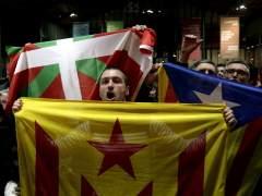 Partidarios de la independencia de Catalu�a
