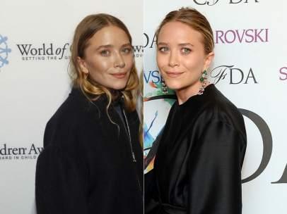 El cambio de Mary-Kate Olsen