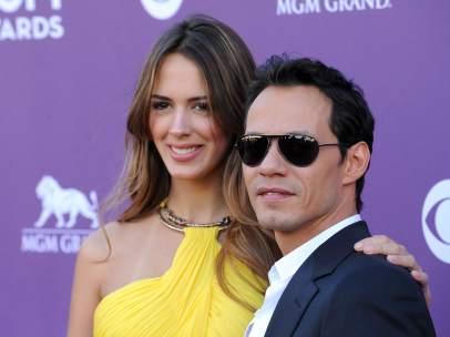 Marc Anthony se casa con la modelo venezolana Shannon de Lima.