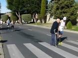 El triatleta y corredor popular Nacho Piedra