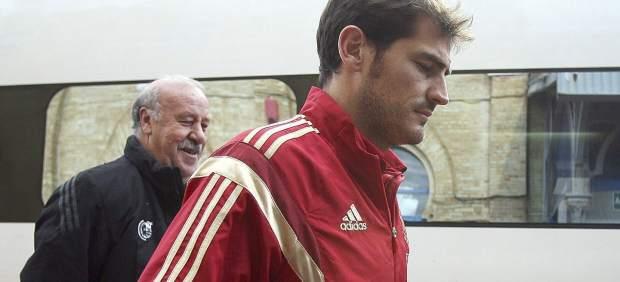 Del Bosque deshace este martes su 'lío' para la Eurocopa