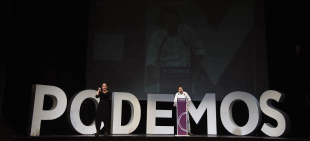 Unos 400 antidisturbios en el despliegue por la manifestación de Podemos