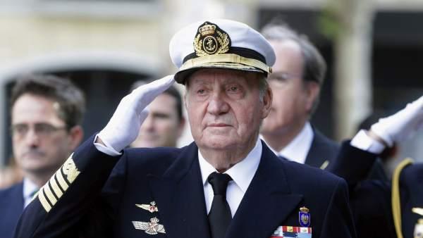 Demanda de paternidad contra Juan Carlos