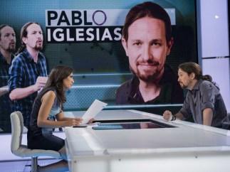 Pablo Iglesias en El objetivo de Ana Pastor