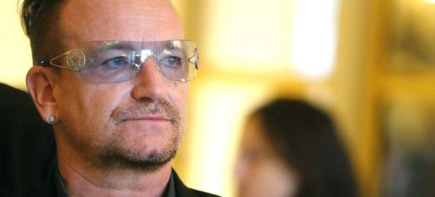 Bono, cantante de U2
