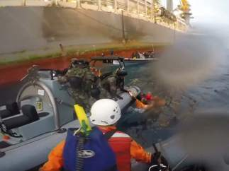 Incidente de la Armada con Greenpeace