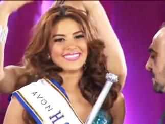 Desaparece Miss Honduras