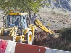 Posible lugar de enterramiento de Lorca