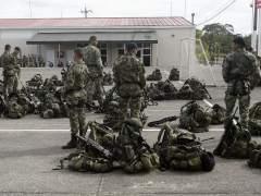 Al menos ocho policías heridos en un atentado en Colombia