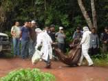 Asesinato en Honduras