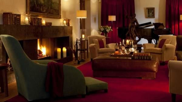 El rico calor del invierno tres hoteles de interior con chimenea - Chimeneas en valladolid ...