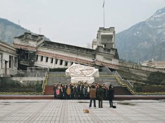 Sichuan Wenchuan earthquake tour, China