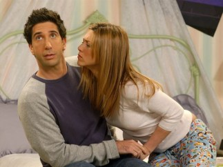 Ross y Rachel