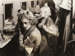 �Backstage - Burlesque Chorines�, 1936