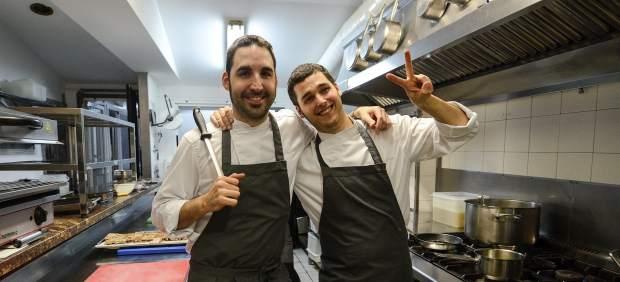Cocineros del restaurante Nova