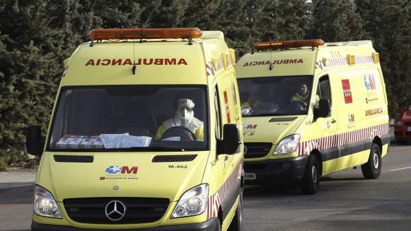 Llega a Madrid la cooperante sospechosa de tener ébola