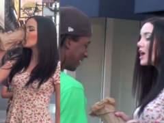 V�deo Drunk Girl in Public