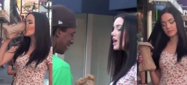 Vídeo Drunk Girl in Public
