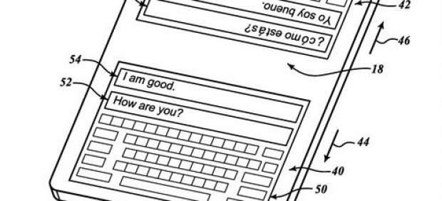 Doble teclado Google