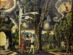'The Fall of Man and the Redemption', 1535