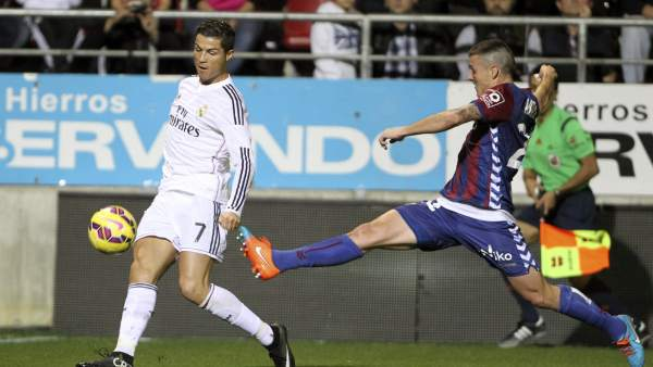 Eibar-Real Madrid