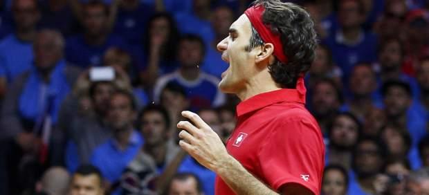 Roger Federer se consagra y le da a Suiza la Copa Davis, el único gran título que le faltaba