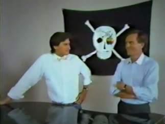 Cuando en Apple eran piratas