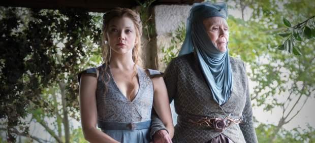 Natalie Dormer reclama más desnudos masculinos en la serie 'Juego de tronos'