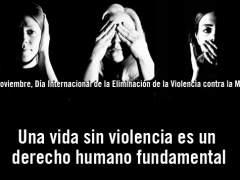 D�a Internacional de la Eliminaci�n de la Violencia contra la Mujer
