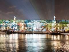 �msterdam brilla m�s: comienza el Festival de la Luz