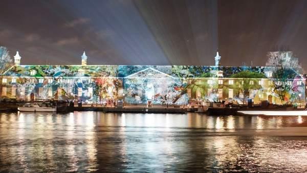 Festival de la Luz en Ámsterdam
