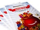 Catálogo en papel de Amazon