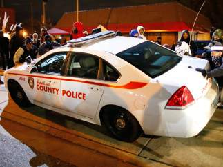 Incidentes en Ferguson