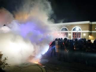 Disturbios en Ferguson