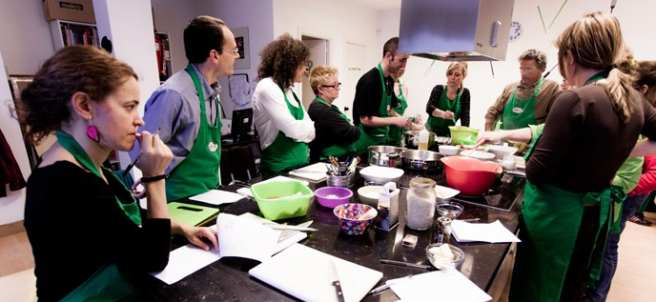 Escuela de cocina Apetit'Oh