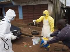 La OMS eleva a 38 los casos sospechosos de ébola en Congo