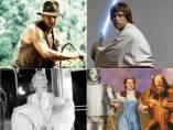 Subastas de objetos de película
