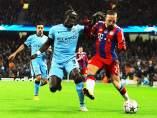 Ribery y Sagna