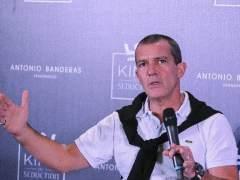 Antonio Banderas, ilusionado por hacer de Picasso