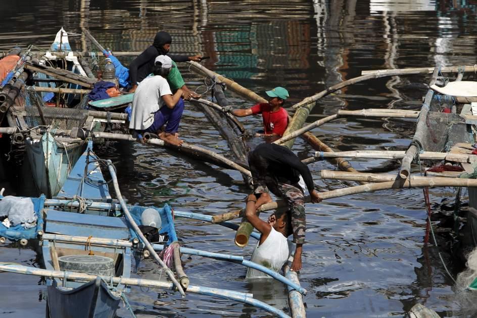 Filipinas se prepara para la llegada de un tifón
